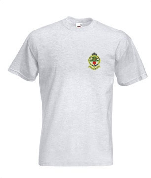 Princess of Wales's Royal Regiment T shirt