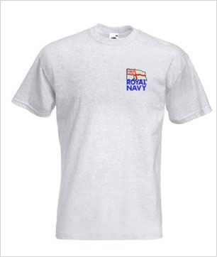 Royal Navy T shirt