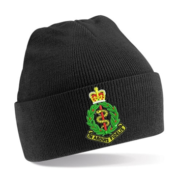 Army Medical Corps Beanie Hat