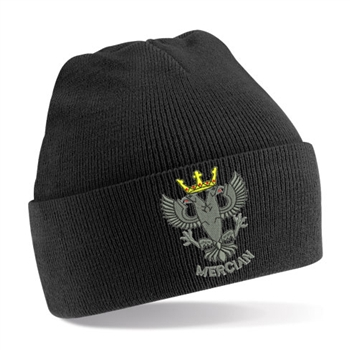 Mercian Regiment Beanie Hat
