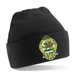 Queen's Regiment Beanie Hat