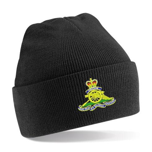 1def09cdb56 Royal Artillery Beanie Hat