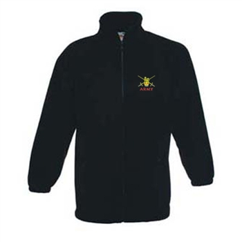 Army Crest Fleece