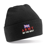 Army Be The Best Beanie Hat